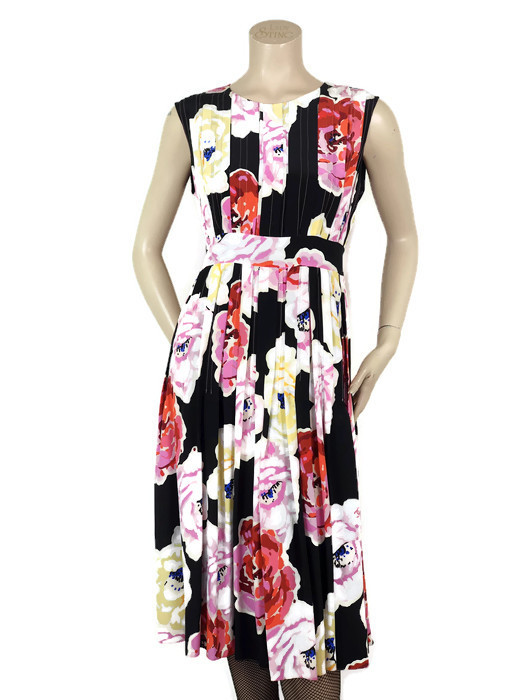 Dress CHANEL Floral  Camellia Size XL